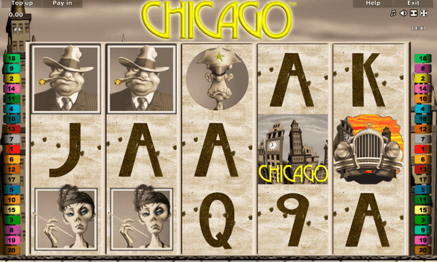 Mesin slot video online Chicago - Suasana istimewa.